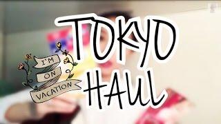 Cherrie's Daily~  ♡ Tokyo Haul ♡ Thumbnail