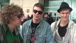 Killerpilze live: KOMM KOMM.COM-Tour - Ankara (2. April 2011)