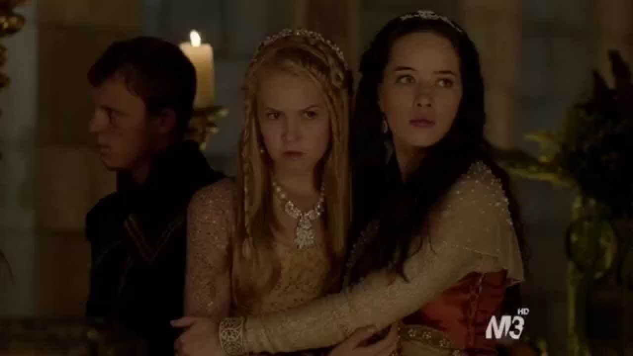 Download Reign: Mary Stabs Count Vincent