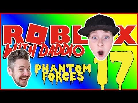 Phantom Forces #17 – The Way of the Glitch – Roblox