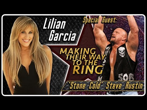 'Stone Cold' Steve Austin Interview | AfterBuzz TV's Lilian Garcia: Making Their Way To The Ring