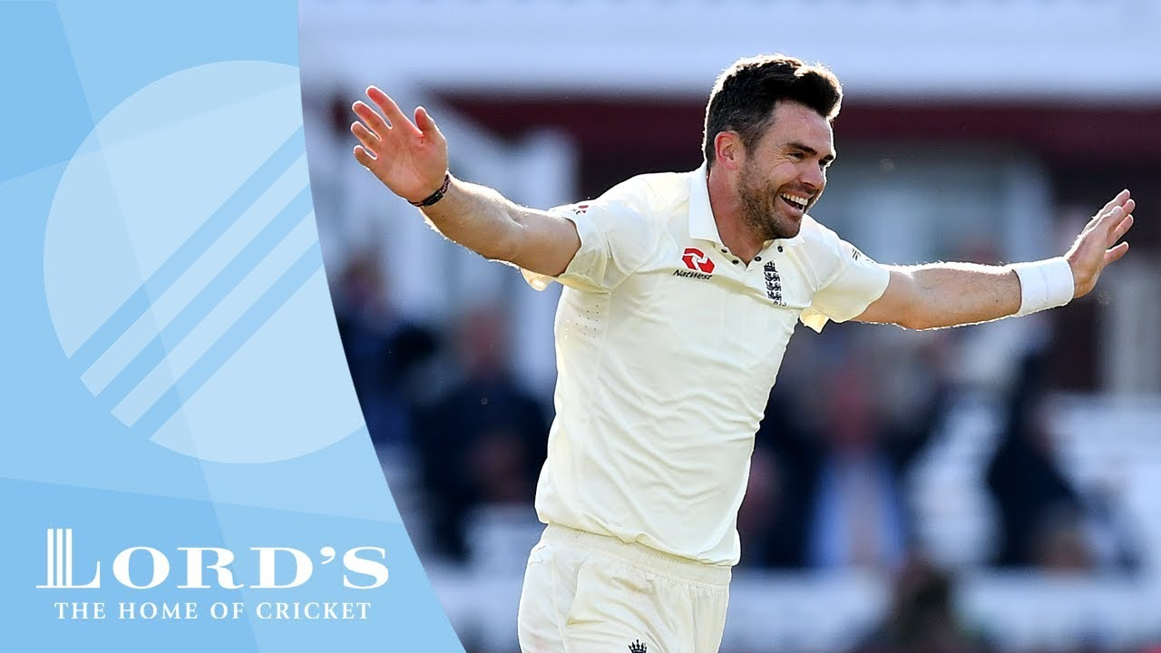 James Anderson at Lord's | Lord's 2018 Ticket Ballot