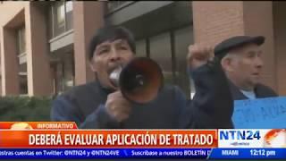 Paro cívico en Bolivia contra nueva candidatura presidencial de Morales