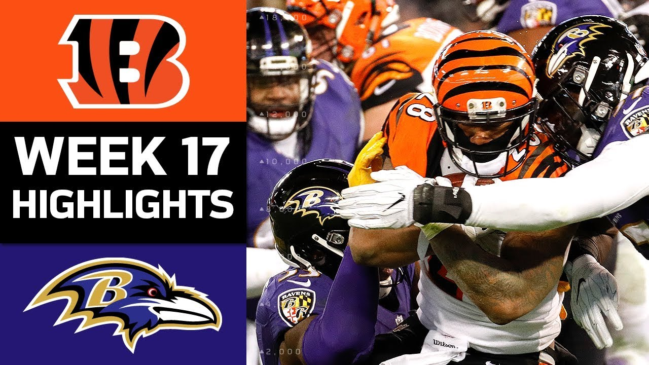 bengals-vs-ravens-nfl-week-17-game-highlights