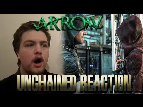 Arrow Season 4 Episode 12: Unchained Reaction