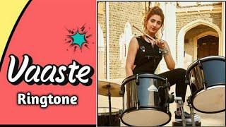 Vaaste Best Status    Best Ringtone    Dhvani Bhanusali    Nikhil D' Souza