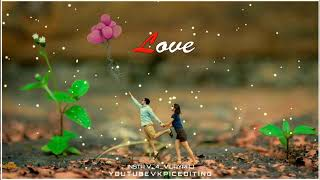 Gambar cover Dj ReMix Love Marathi Song Status || #Black Screen WhatsApp Status || Vk Pic Editing ||