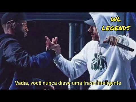 Big Sean - Friday Night Cypher (verso do Eminem) (Legendado)