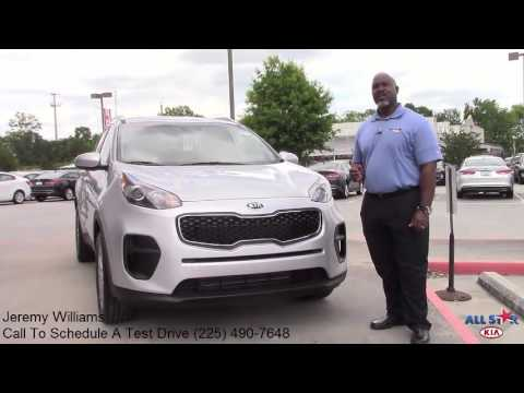 Amazing All Star Kia Of Baton Rouge   Safety Features On The 2017 Kia Sportage