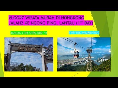 VLOG #7 Liburan ke Hongkong 2nd day Wisata ke Ngong Ping 360