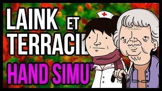 PAS TOUCHE À ÇA JACQUELINE !!! (Hand Simulator)