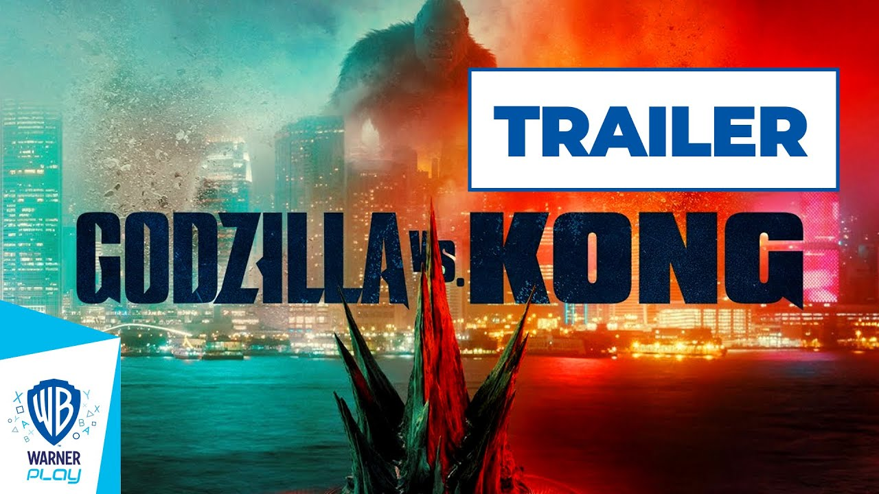 Godzilla vs Kong – Trailer Oficial Legendado