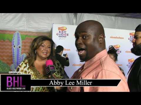 Abby Lee Miller @ Nickelodeon Kids