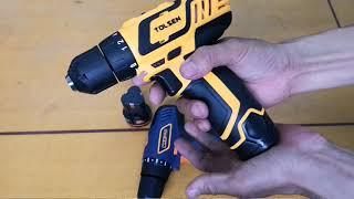 So sánh 2 máy khoan và bắn vít cùng phân khúc mini Maxpro và Tolsen