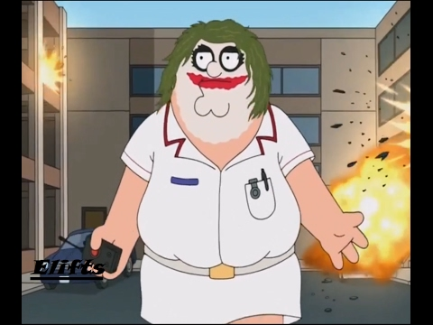 Family Guy - Peter Destroys a hospital