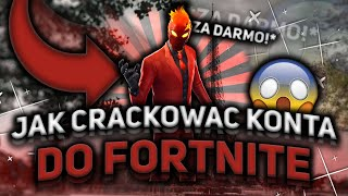 HOW CRACKOWAC ACCOUNTS TO FORTNITE FOR FREE!