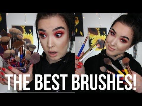 Beginners Brush Guide + Brush Recommendations! | Cruelty Free!