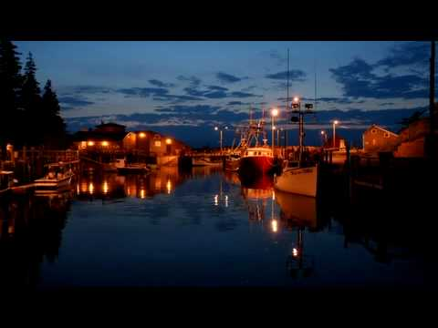 Annapolis Valley Nova Scotia - Hall's Harbour
