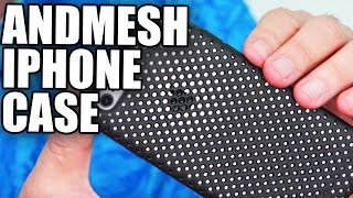 AndMesh Breathable Phone Case Review | EpicReviewGuys CC