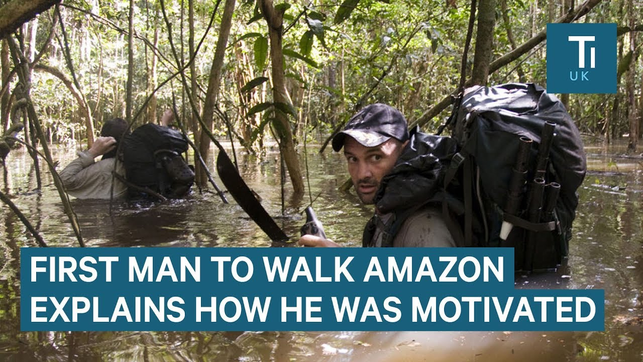 Ed Stafford Walking The Amazon Online Free