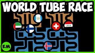 Country Tube Marble Race Tournament 10