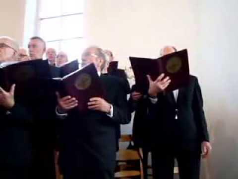 Vlaardings Mannenkoor Orpheus - De Achttien Dooden