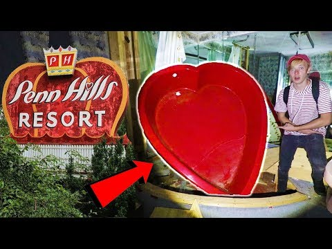 EXPLORING ABANDONED HONEYMOON RESORT (Caught by Security)