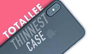 Totallee THIN Case | iPhone XS Max