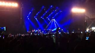 Snoop Dogg Intro @ Yas Arena Abu Dhabi 6May11