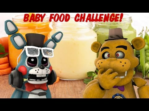 How Do Babies Eat This Crap Baby Food Challenge Vs The Worlds Hardest Game With Zack
