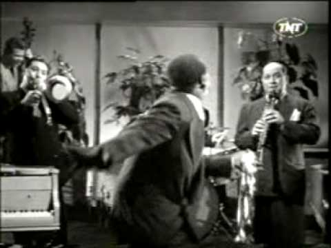 Louis Armstrong All Stars 1951 'The Strip'.