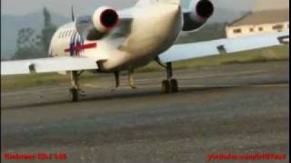 RC Embraer ERJ 145 - Turbine Powered