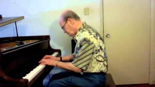 "Edward Tarte plays ""An Apple Blossom Wedding"""