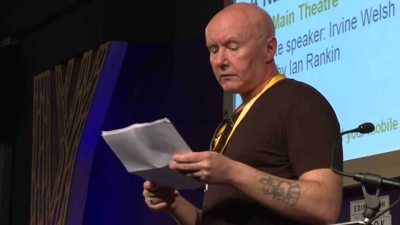 irvine welsh trainspotting read online