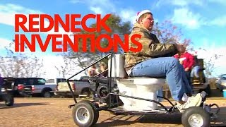 Redneck Inventions! - from Art Mann Presents