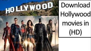 Download Hollywood HD movies in Hindi,English (100% working)