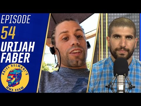 Urijah Faber talks KO of Ricky Simon, Henry Cejudo fight, TJ Dillashaw