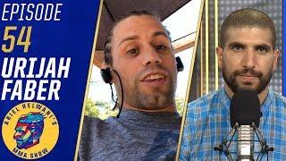 Urijah Faber talks KO of Ricky Simon, Henry Cejudo fight, TJ Dillashaw   Ariel Helwani's MMA Show