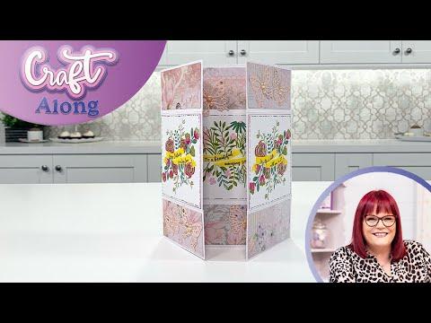 Craft Along: Interchangeable Stamps & Stencils (25 Sept 2021)
