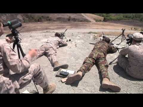 Military | Marine Scout Snipers V Canadian Snipers