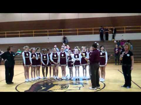 Chesterton Middle School Cheerleading