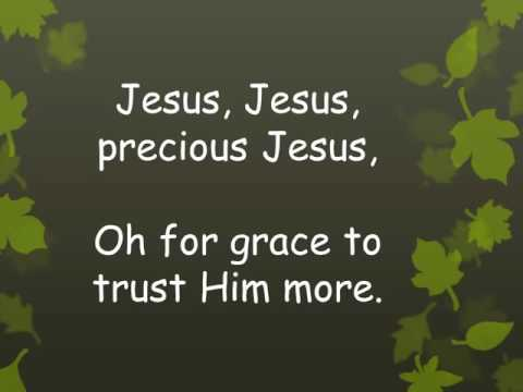 Alan Jackson Tis So Sweet to Trust in Jesus