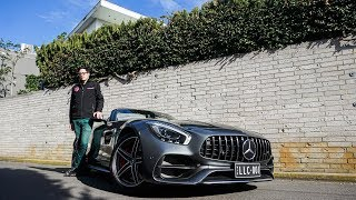 Mercedes-AMG GTC Roadster (2017) - Lorbek Friday Drive