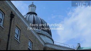 UCL - Fees and funding (UK/EU undergraduate)