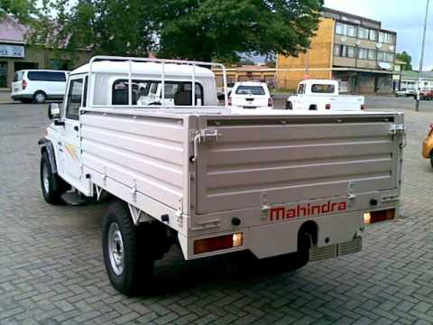 2015 Mahindra Bolero 2 5 Nef Dropside Auto For Sale On