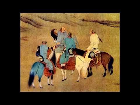Khitan Music---Daur People Folk Song---契丹音乐---达斡尔族民歌