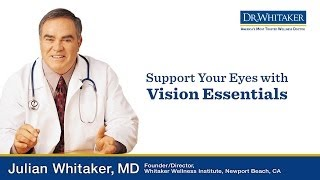 VIDEO: Supplements to Help Support Your Vision Health | drwhitaker.com