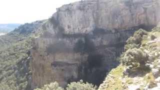 Barranc del Molins - II in Ares del Maestrat