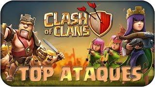 Guerra do Clã Duck Droid - Top 5 Ataques Clash of Clans #4