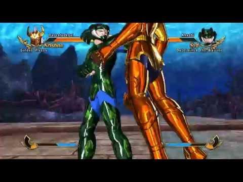 Saint Seiya Soldiers Soul PC: Online Battle 8 (Mariner Gameplay)